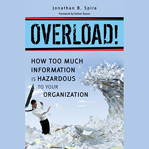 Overload! audiobook cover art