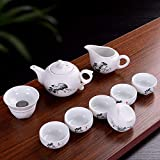Ksnrang Juego de té de glaseado de Nieve Juego de compañía de Seguros inmobiliarios Regalo publicitario Logotipo Personalizado como Regalo de canje de Puntos-Estilo 7