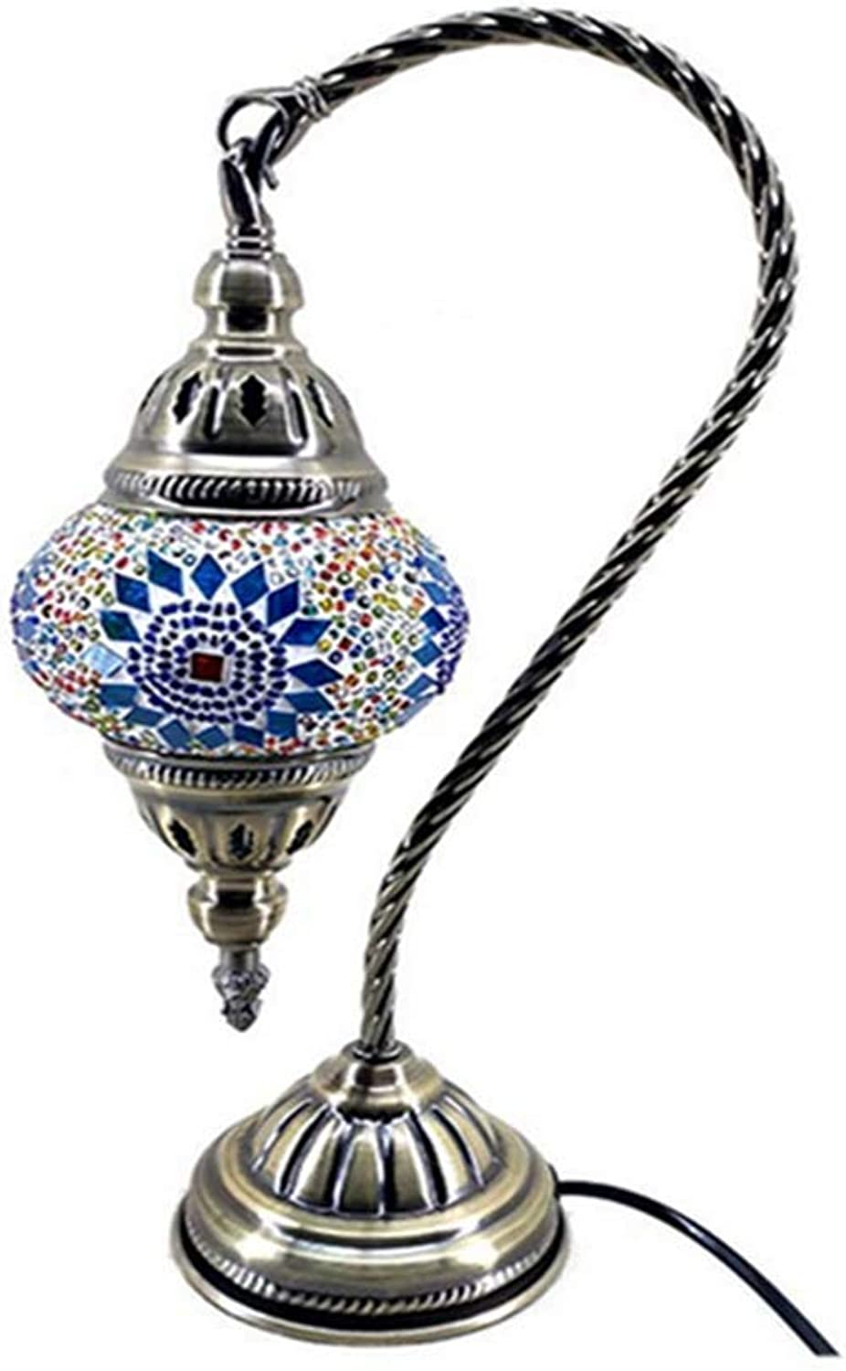 Chandelierturkish Mosaic Table Lamp MGoldccan Mediterranean Style Glass Table Lamp Bedroom Living Room Kids Room Desk Light