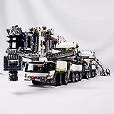 YVSoo Technic - La Grue Personnalisée - 7692 - Traverse Le Champ de Bataille - Jeu de Construction