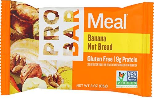 Probar, Bar Meal Banana Nut Bread, 3 Ounce