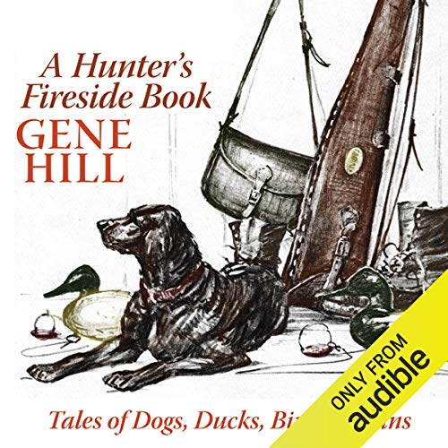 A Hunter's Fireside Book audiobook cover art