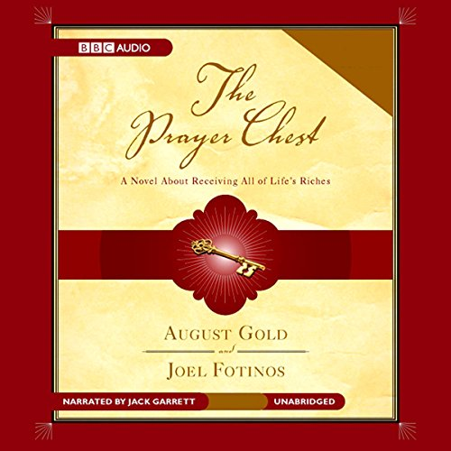 The Prayer Chest audiobook cover art