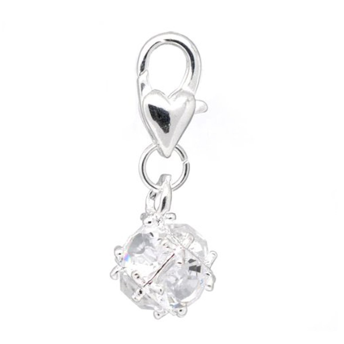 Clip on Big Sister Middle Sister Little Sister Dangle Pendant for European Clip on Charm Jewelry w//Lobster Clasp Choose Your Charm from Menu