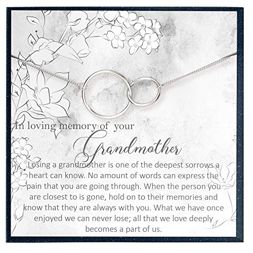 in Loving Memory of Your Grandmother Grieving Gift for Memorial Gifts for Remembrance Gifts for Bereavement Gifts Sorry for Your Loss Gift for Grief