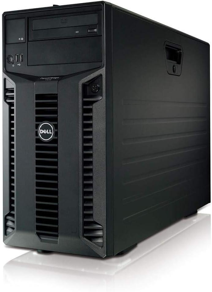 Dell PowerEdge T310 4 x 3.5 Hot Plug X3440 Quad Core 2.53Ghz 16GB 2X 146GB 15K SAS 6i/R 2X 400W RPS (Renewed)