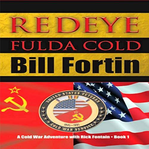 Redeye Fulda Cold audiobook cover art