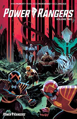 Power Rangers Vol. 2 (2)
