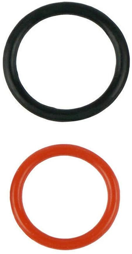Power Steering Pump Rubber Bargain Inlet New color O-Ring Outlet Seals 91345-RDA