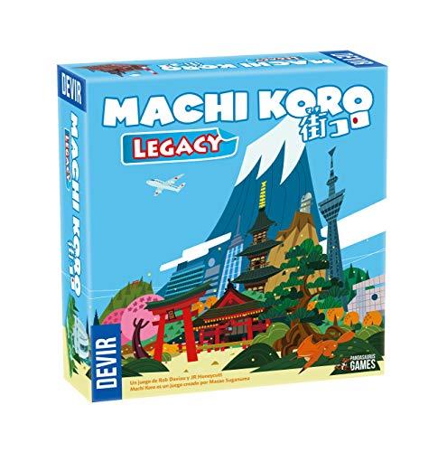 Devir - Machi Koro Legacy (BGMKLSP)