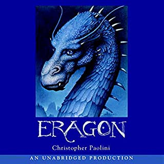 Eragon     Inheritance, Book 1              By:                                                                                                                                 Christopher Paolini                               Narrated by:                                                                                                                                 Gerard Doyle                      Length: 16 hrs and 22 mins     131 ratings     Overall 4.6