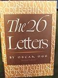 The Twenty Six Letters