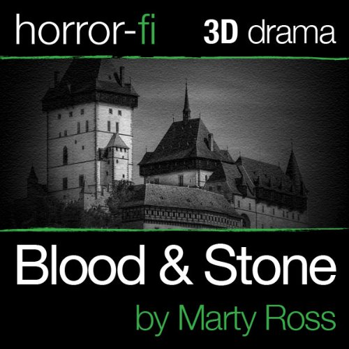 Couverture de Blood and Stone