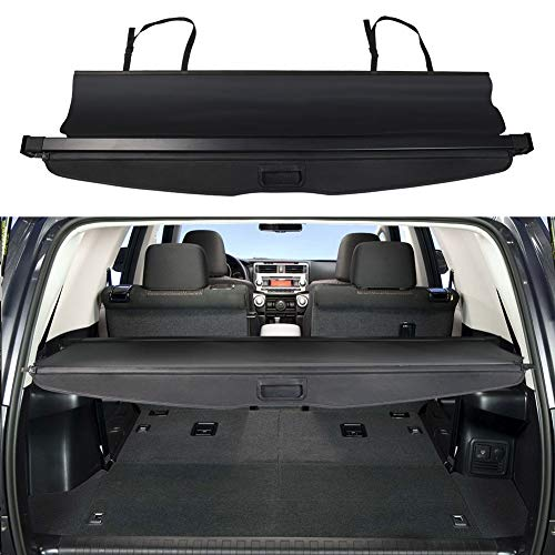 BOPARAUTO Cargo Cover for Toyota 4Runner Accessories With Water Proof 2010-2020 2021 Rear Trunk...