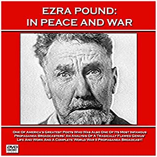 Ezra Pound; In Peace And War DVD