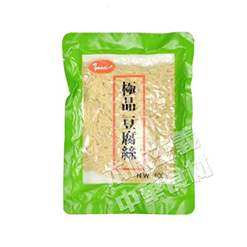 友盛特色極品豆腐干糸(トウフカン・豆腐麺)中華料理人気商品・中華食材・本場中国東北名物・お土産定番