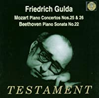 Piano Concerti 25 & 26 by MOZART & BEETHOVEN (2003-05-30)