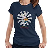 Photo de Cloud City 7 Danger Mouse Retro Japanese Women's T-Shirt par