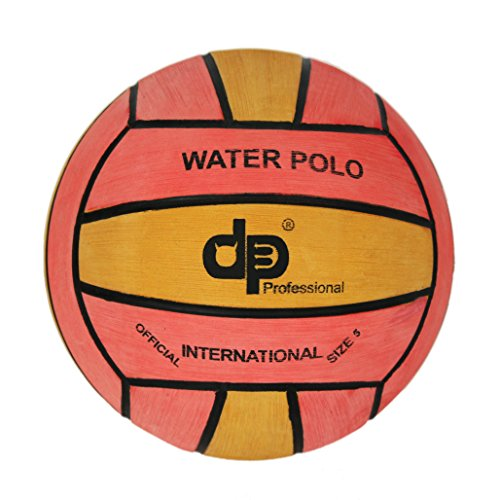 Diapolo pallanuoto Water Polo Ball Size 5, gelb-rosa
