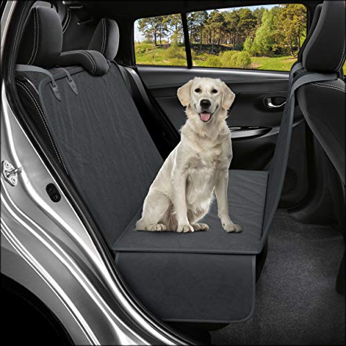 dog blankets for truck seats - 4