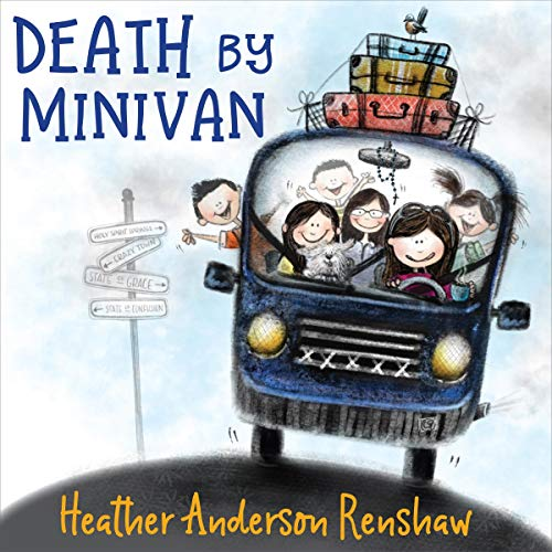 Death by Minivan audiobook cover art