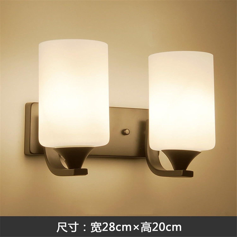 Firsthgus E27 Wandlampe Nachttischlampe Schlafzimmer Wohnzimmer Lampe Treppenhaus Gang Wand