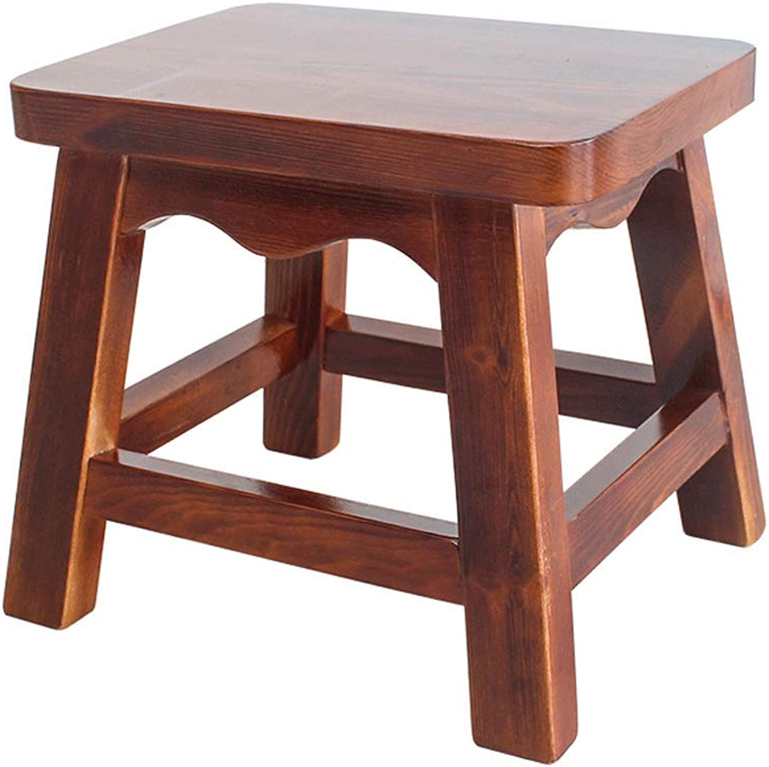 Small Stool Home Solid Wood shoes Bench Modern Fashion Pine Stool