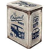 T1 Bus original VW Volkswagen Bulli Retro Aufbewahrungsdose Blechdose Metalldose Dose Box