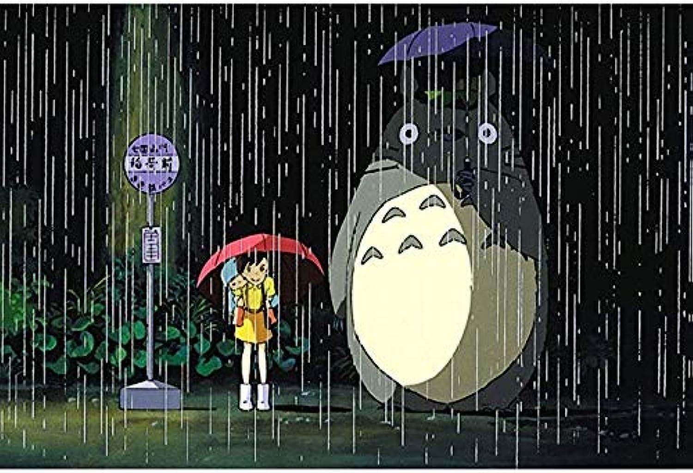 Jigsaw Puzzles-SY PT 1500 Kinder Cartoon Japanische Anime Charaktere Holzpuzzle Erwachsene Dekompression Schwieriges Puzzle Spielzeug Für Kind P401 (Farbe   E, gre   4000pc)