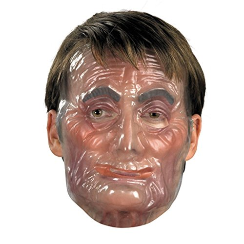 Halloween FX Plastic Old Male Trans