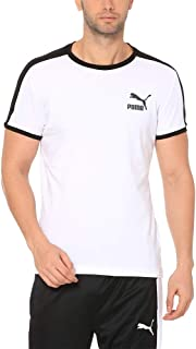 Puma Iconic T7 Slim Tee Shirt For Men