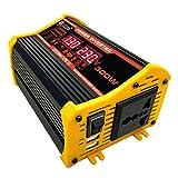 Power Inverter 300w Car Dc 12v a 220v Ac Converter Con Led Caricabatteria Da Auto Dual Usb Voci Del Display Per La Casa