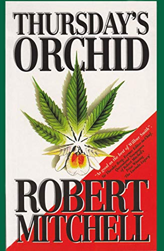 Book: THURSDAY'S ORCHID by Robert Mitchell