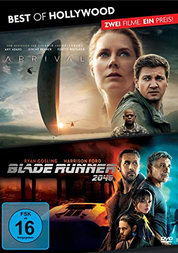 Best of Hollywood - 2 Movie Collector's Pack: Arrival / Blade Runner 2049 [2 DVDs]