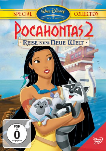 Pocahontas 2 - Reise in eine neue Welt (Special Collection)