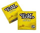 STICKY BUMPS SB20T Tropisches Surfwachs für Outdoor-Sport und Freizeit, Weiß, 3 Stück