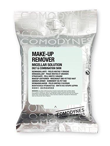 Comodynes Toallita Desmaquillante para piel grasa y mixta - 20 Unidades