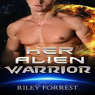 Her Alien Warrior audiobook cover art