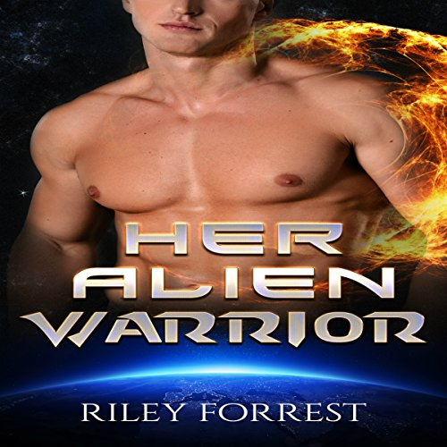 Her Alien Warrior audiobook cover art