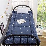 Colchones Piso Futón colchón, dormitorio durmiendo colchón de tatami, tapete de tatami de un solo tatami Mat futón, Piso...