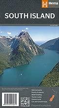 South Island- New Zealand 1:1M Hema 2016***