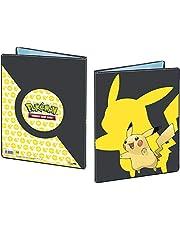 Ultra Pro Pokemon 9-Pocket Portfolio-Pikachu (2019 Version)