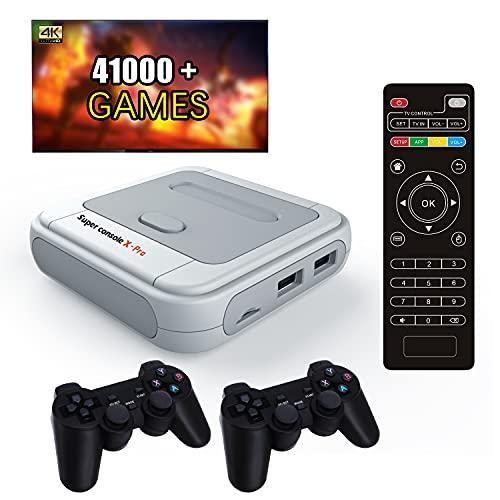 KinHank Super Console X Pro Console de jeu vidéo rétro , Lec