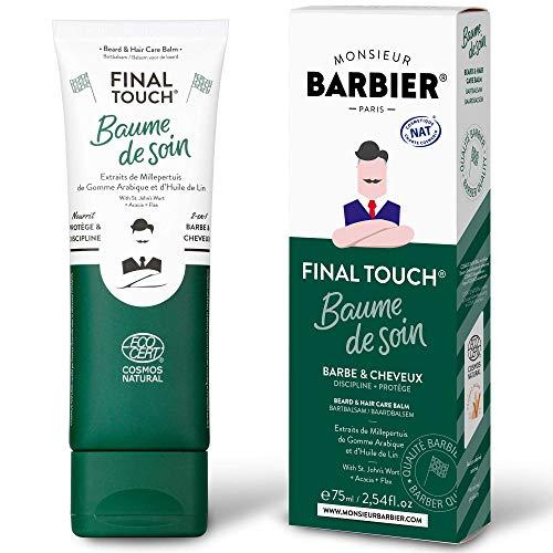 Monsieur BARBIER Baume Barbe et Cheveux FINAL TOUCH pour...