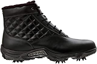 Women's emBODY Golf Boots Black | MD | 6