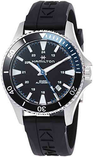Hamilton Khaki, orologio automatico da uomo Navy Scuba, codice articolo H82315331
