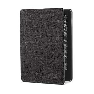 Funda de tela para Kindle, negro antracita
