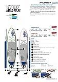 Starboard 201512'0'x 33' x 6'Astro Atlas Deluxe Sup
