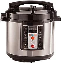 7-in-1 Multi-Function Electric Pressure Cooker, 6.5 Quart Pot