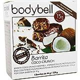 Bodybell Barritas Coco Crunch 5 unidades